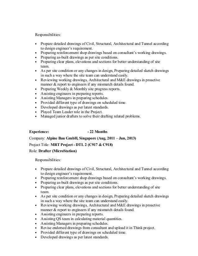 Naresh CV Slide 2