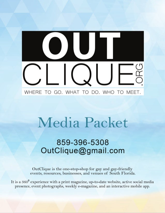 OutClique Media Packet 10 18 16