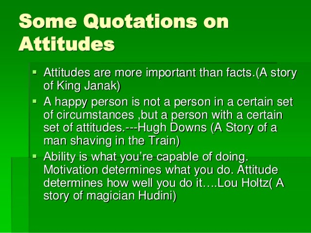 how to become positive attitude