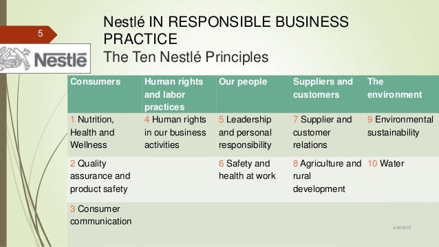 nestle alcon case Transcript of nestle & alcon  alcon, nestle's key to success november 19,  in the financial statement of alcon (year 2001, exhibit 9 in the case study).