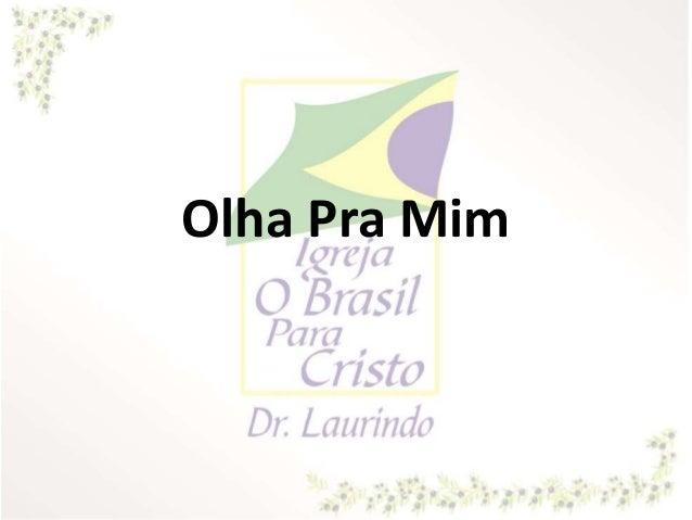 Olha Pra Mim