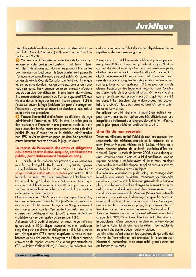 Bulletin d'informations N°34 Mars 2006