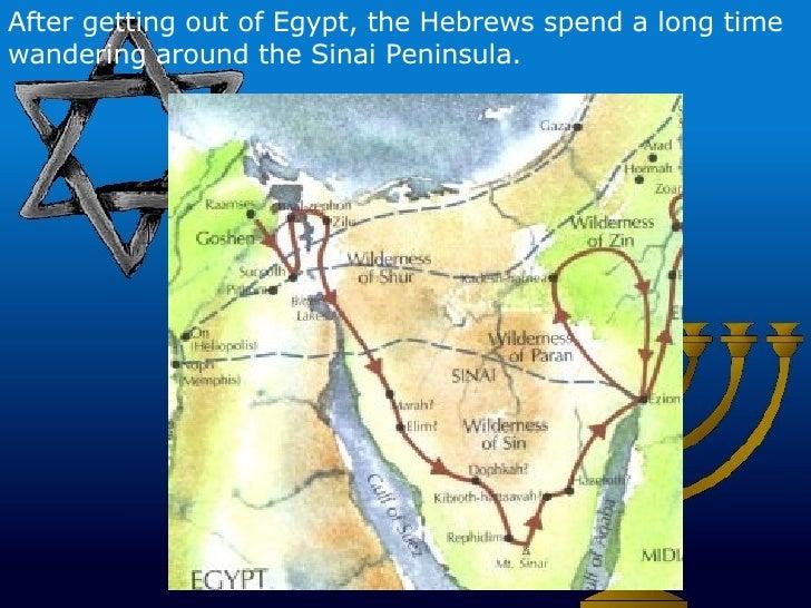 34 The Origins Of Judaism
