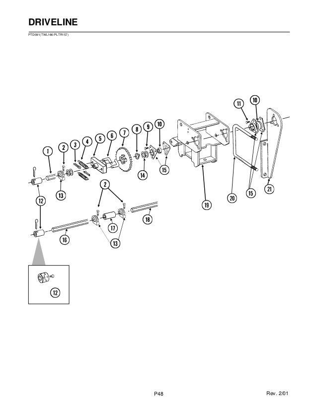 driveline diagram