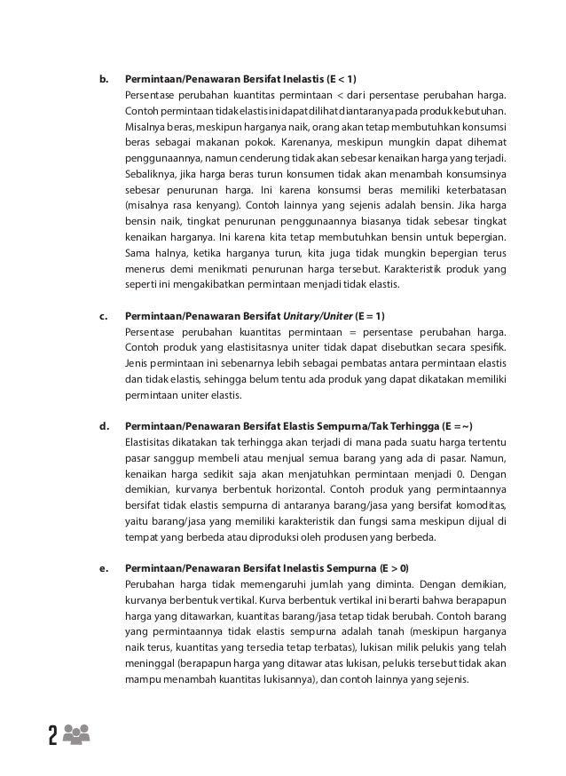 Materi Dan Soal Latihan Sbmptn Soshum Ekonomi