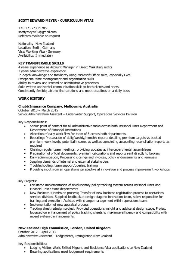 Scott Meyer Cv