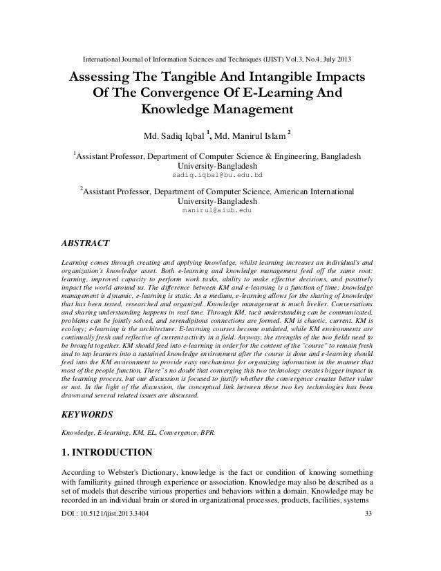 International Journal of Information Sciences and Techniques (IJIST) Vol.3, No.4, July 2013 DOI : 10.5121/ijist.2013.3404 ...