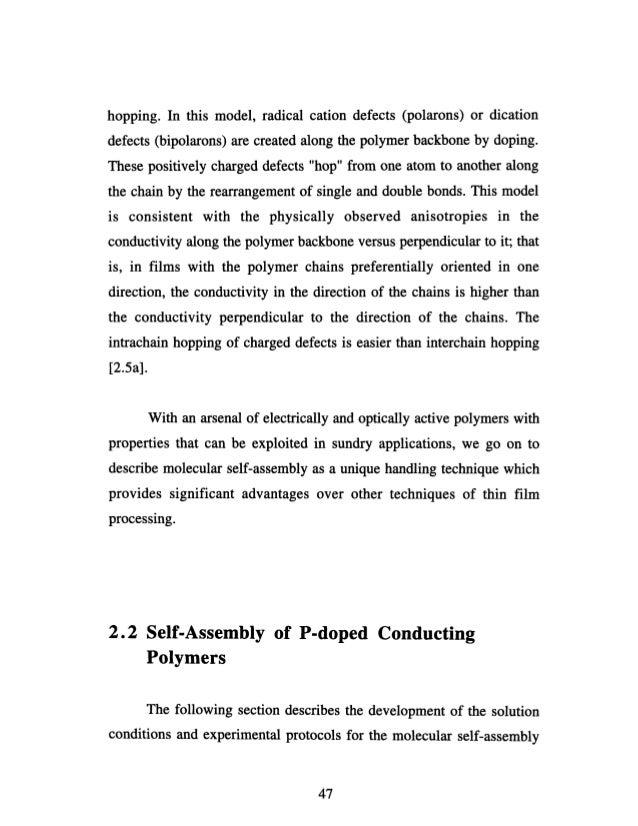 Condensed Matter & Materials Physics