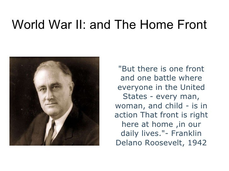 Image result for quotes about wwii homefront