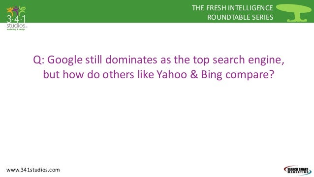 Search Engine Marketing; SEO, PPC, and Analytics ...