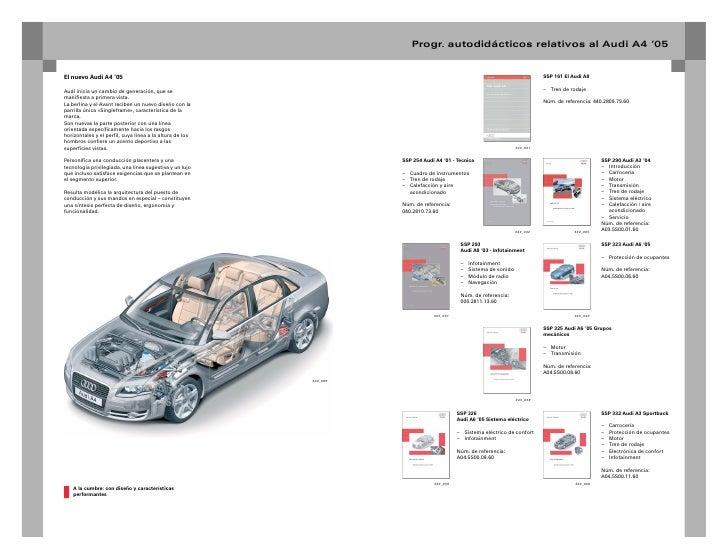 343 2 El Nuevo Audi A4 2005 Pdf