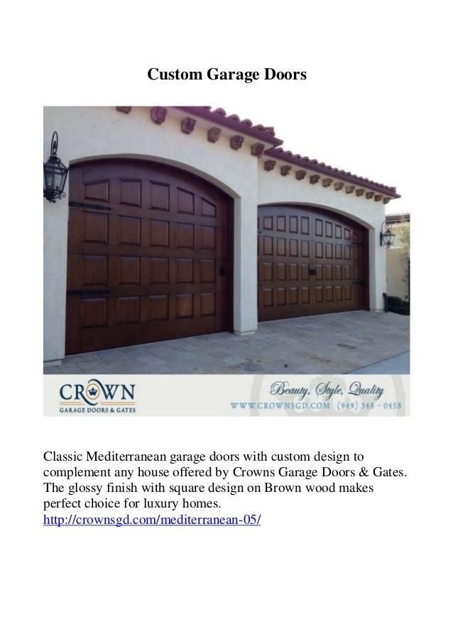 Crown Garage Doors and Gates