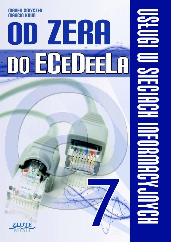 """Niniejszy darmowy ebook zawiera fragment                           pełnej wersji pod tytułem:                  """"ECDL 7 – u..."""