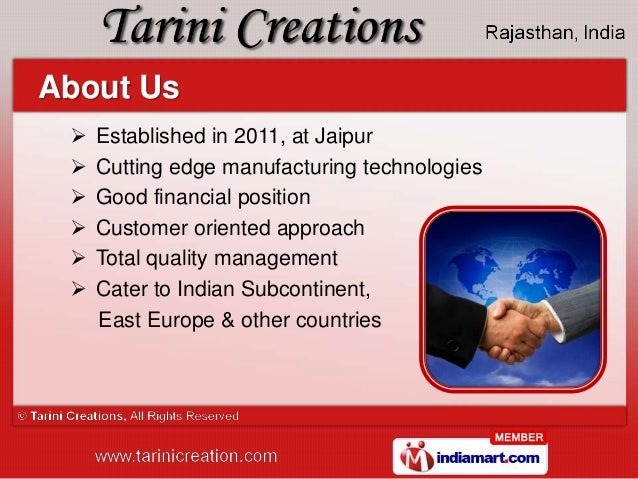 Apparels & Home Accessories by Tarini Creations, Jaipur  Slide 2