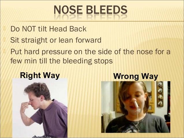 Homeremediesandfirstaid - Home remedies stop bleeding
