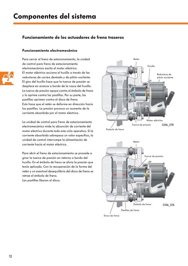 Sistema de frenos electricos automotriz pdf