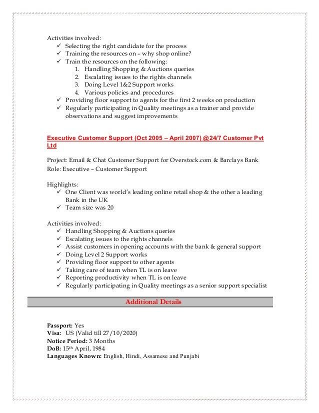 Gurpreet Cover letter & Resume