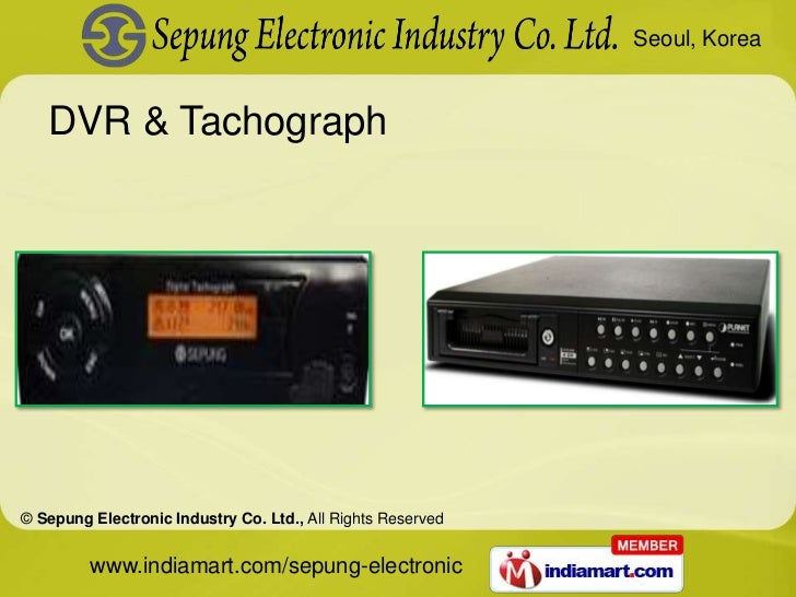 Sepung Electronic Industry Co. Ltd