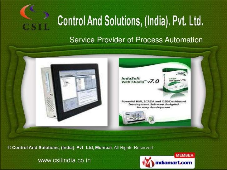 Service Provider of Process Automation