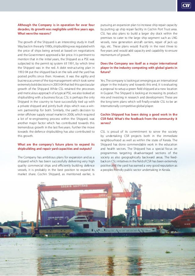 JULY 2015   PSE insights   7 Although the Company is in operation for over four decades, its growth was negligible until f...
