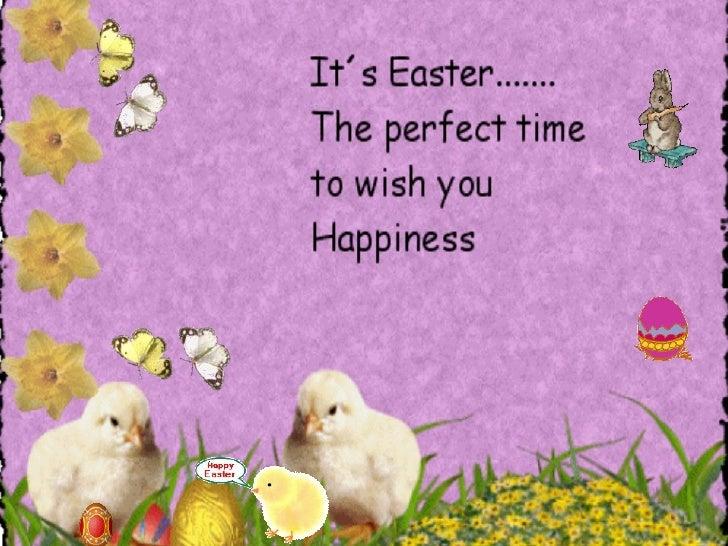Happy Easter 2010 Slide 2