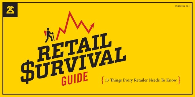 13 Things Every Retailer Needs To Know 22SQRD RSG-2014