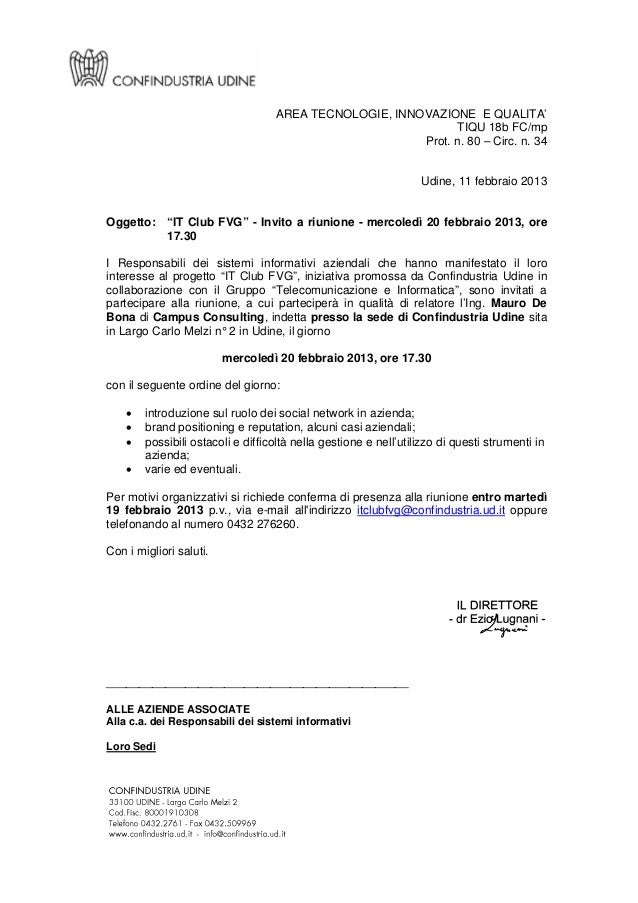 AREA TECNOLOGIE, INNOVAZIONE E QUALITA'                                                               TIQU 18b FC/mp      ...