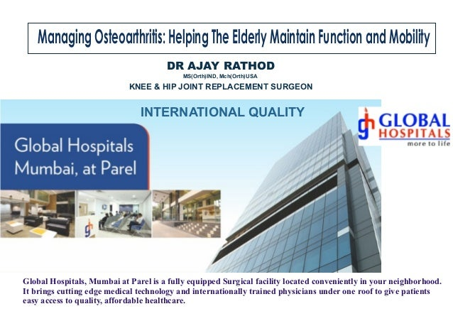 Global Hospitals, Mumbai at Parel is a fully equipped Surgical facility located conveniently in your neighborhood. It brin...