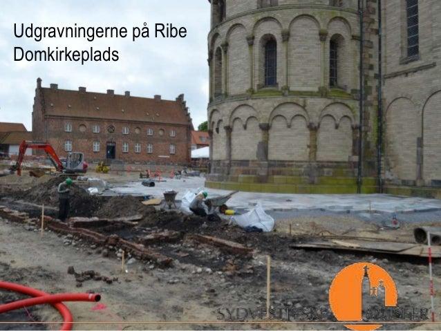 Udgravningerne på Ribe Domkirkeplads