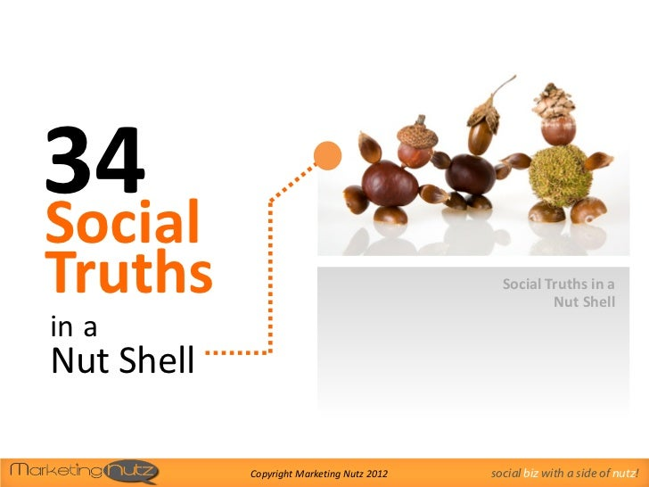 34SocialTruths                                        Social Truths in a                                                  ...
