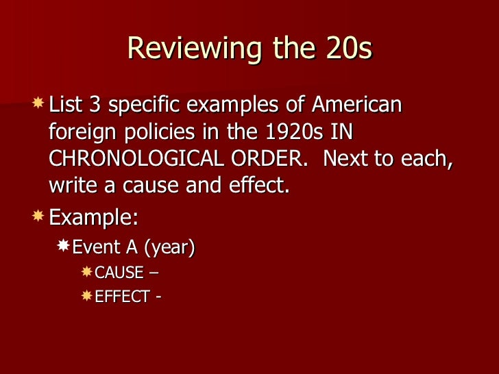 American foreign policy essay isolationism characterized