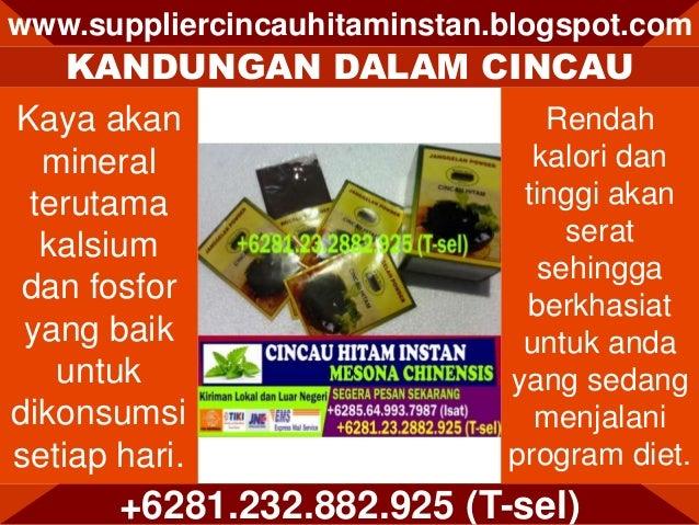 www.suppliercincauhitaminstan.blogspot.com +6281.232.882.925 (T-sel) KANDUNGAN DALAM CINCAU Kaya akan mineral terutama kal...