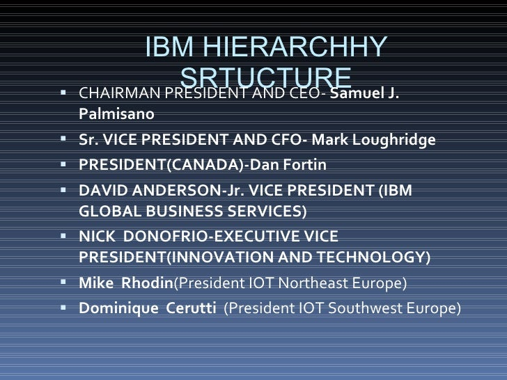 an introduction to the history of ibm global services History of ibm in its early years,  two years later, ibm global services was launched as the focal point of big blue's it services business.