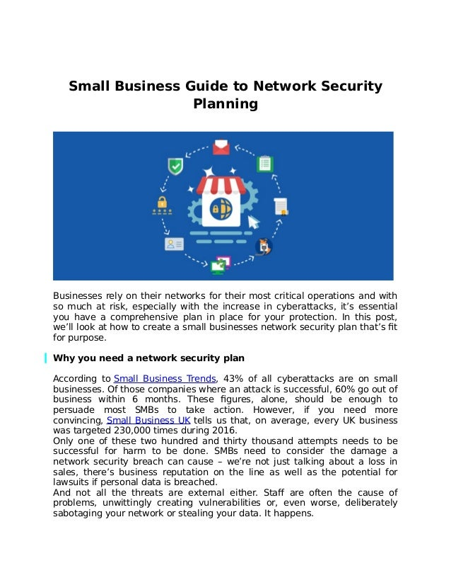 small business guide to network security planning rh slideshare net guide to network essentials 7th edition guide to network essentials chapter 13
