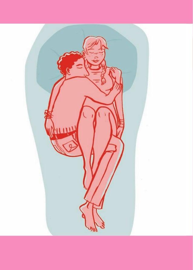 Cuddling positions