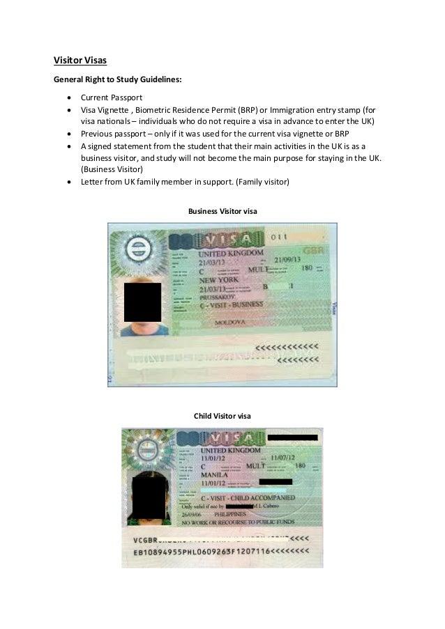 F Category Visa UK Visa Categories and...