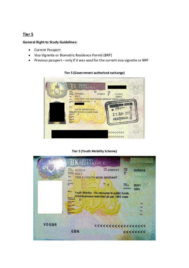 F Category Visa UK Visa Categories and...