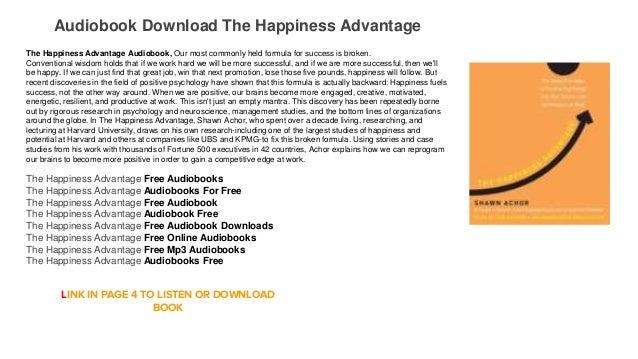 the happiness advantage pdf free download
