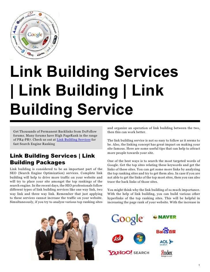Link Building Services | Link Building | Link Building Service                                                            ...