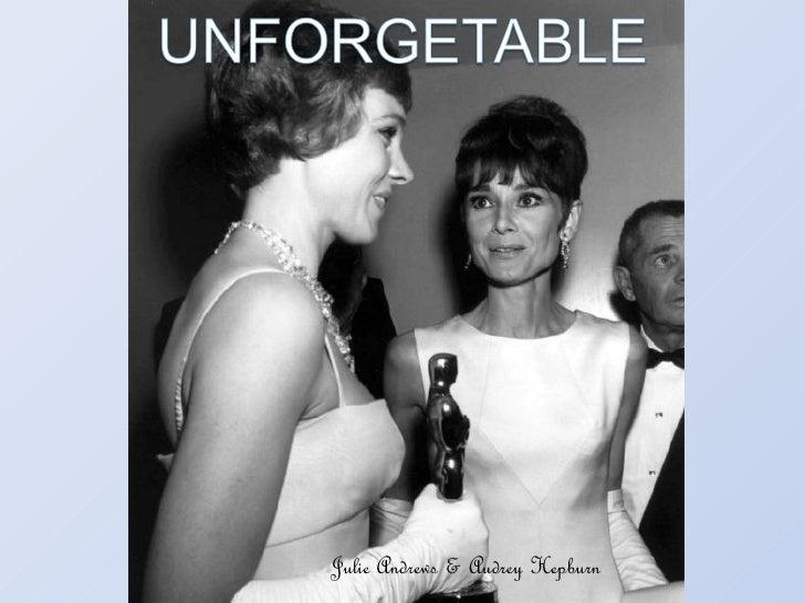Julie Andrews & Audrey Hepburn