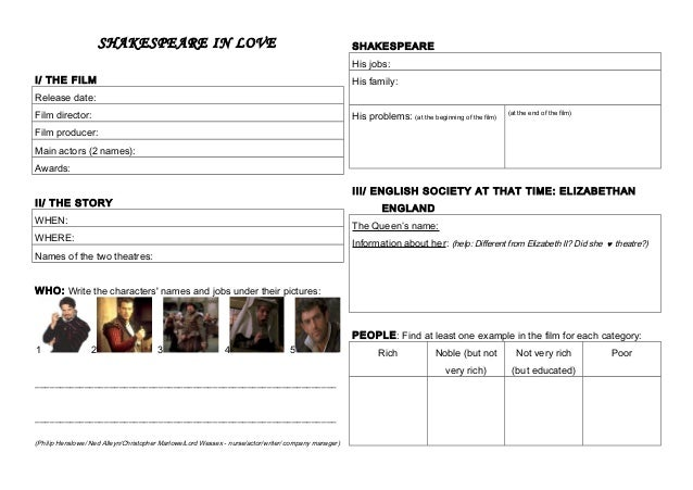 """explore shakespears presentation of love in Shakespeare crossword  last month we went to a presentation one evening at the kids' school called """"a history of the  i love looking at new books with."""