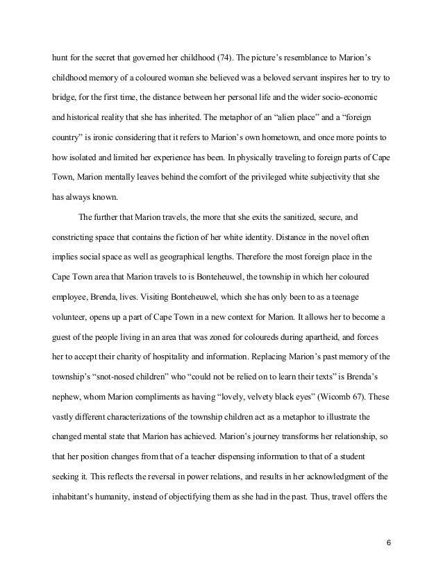 of narrative essay about good parents