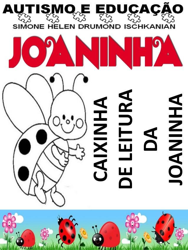 CAIXINHA DELEITURA DA JOANINHA