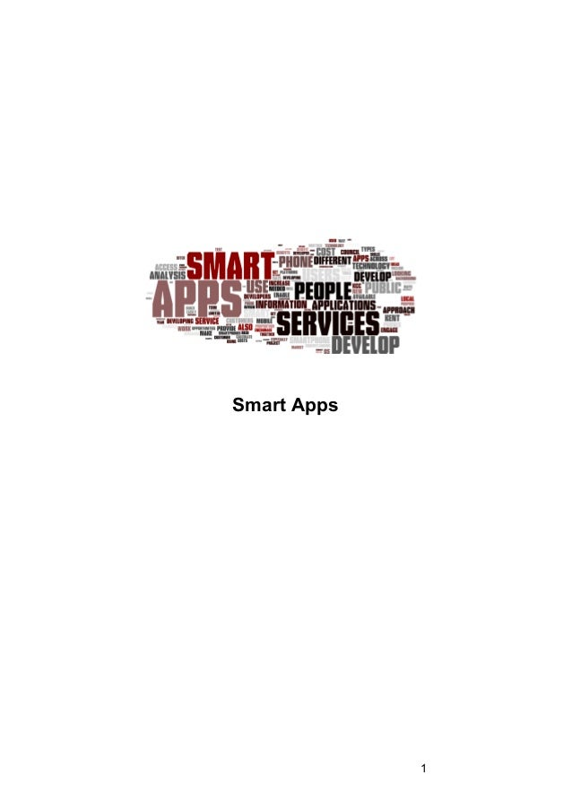 Smart Apps             1