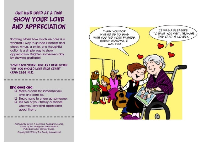 how to show appreciation to others essay Here are a variety of appreciation quotes to use in please let me know if i can make someone available to keep your other projects on schedule while you.