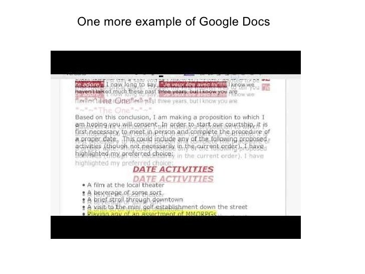 OK, by now we know Google Docs. Is there anything else I can do in the MFL classroom or lab?<br />Yes!!<br />