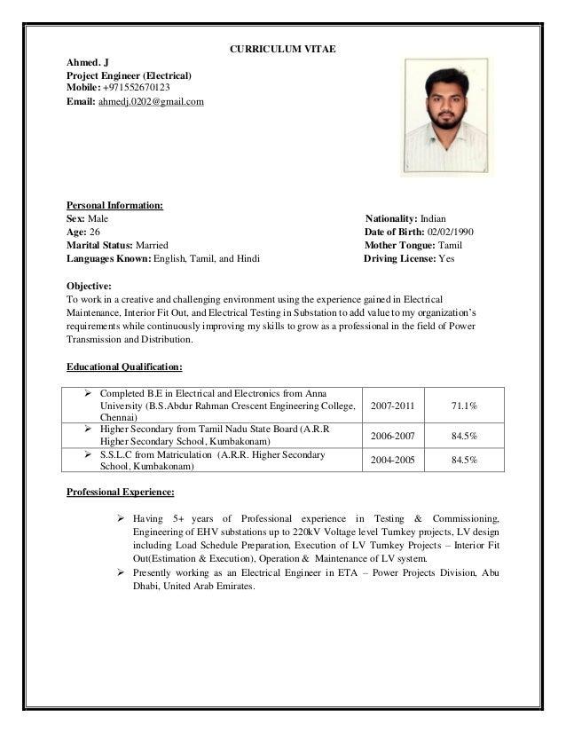 curriculum vitae updated 07 01 17
