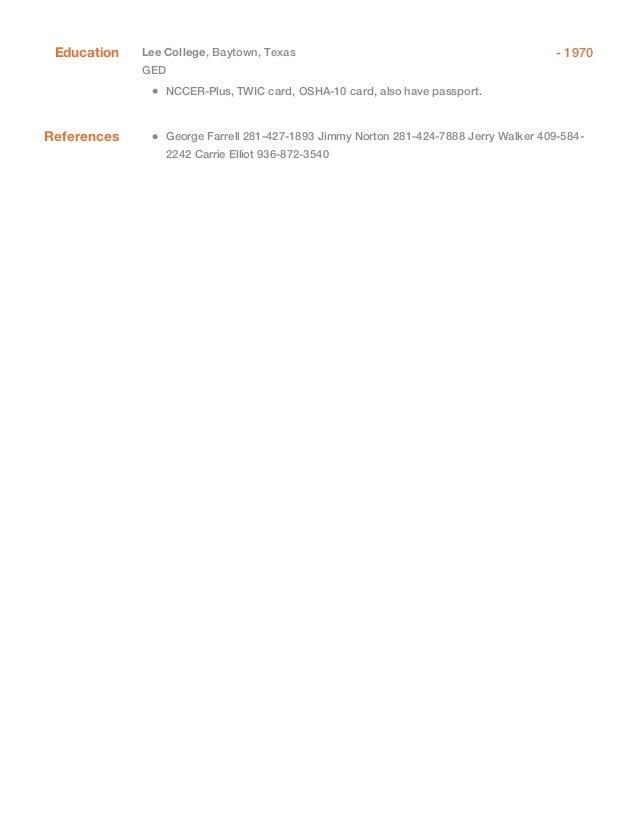lynn u0026 39 s resume 1