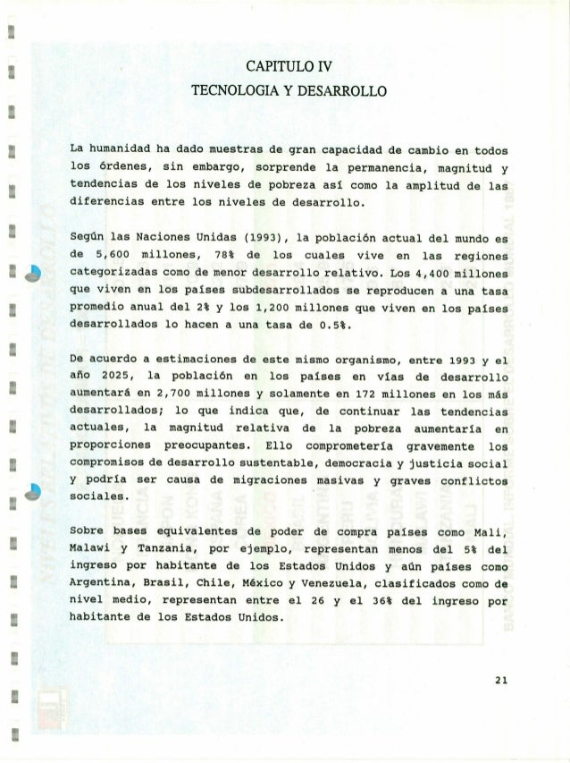 LOS RETOS A LARGO PLAZO EN INVESTIGACIÓN Y DESARROLLO TECNOLÓGICO