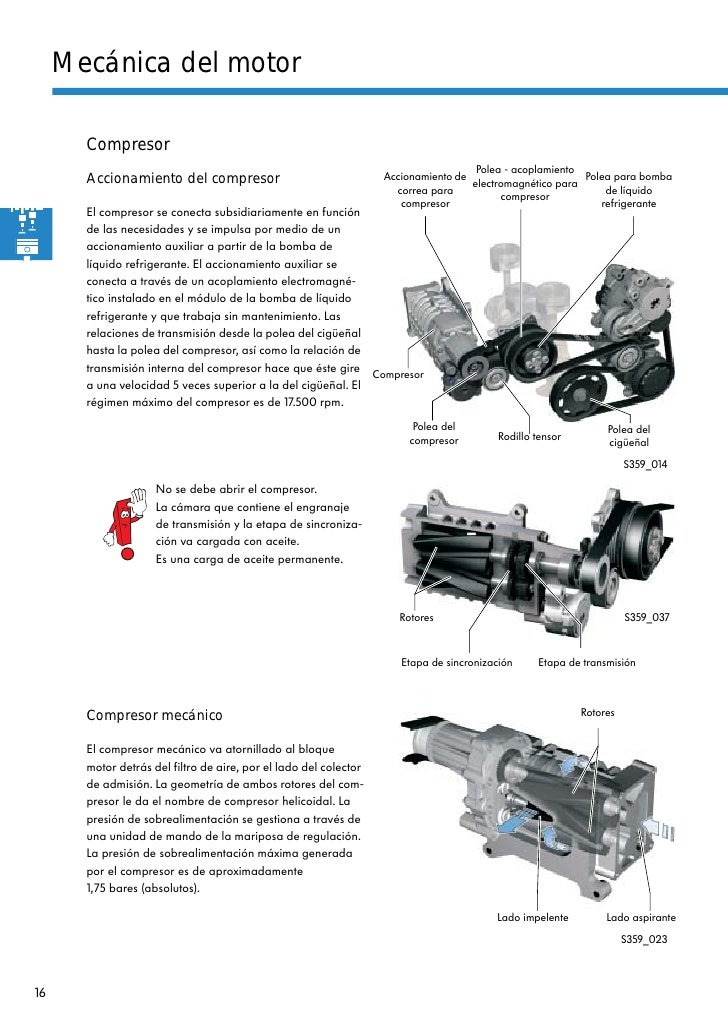 Sobrealimentacion de motores pdf